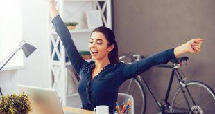 Πώς μπορείς να αποκτήσεις ενέργεια και ευεξία στο γραφείο