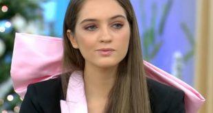 GNTM: Η Κωνσταντίνα Φλώρου απαντά για τα κιλά που πήρε
