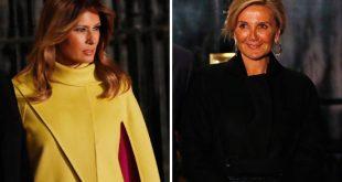 Μαρέβα Μητσοτάκη - Μελάνια Τραμπ: Στιλιστική μάχη με δυο νικήτριες και το κοινό σημείο