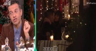 Φιλιά και αγκαλιές για τον Snik και την Ηλιάνα Παπαγεωργίου