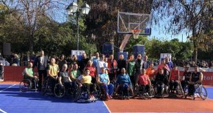 3ο Ηοpe Streetball: Η μεγάλη γιορτή του μπάσκετ με αμαξίδιο στην πλατεία Συντάγματος με τον ΟΠΑΠ