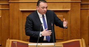 Ο Κώστας Βλάσης είναι ο νέος υφυπουργός Εξωτερικών