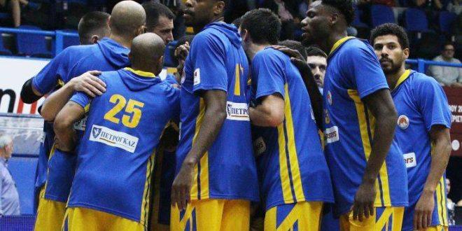 Basketball Champions League: Επιστροφή στις νίκες ψάχνει το Περιστέρι