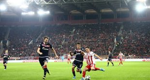 Ολυμπιακός: Oι πιθανοί αντίπαλοι στο Europa League