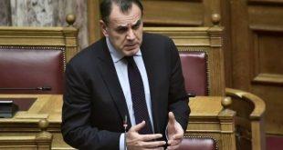 Παναγιωτόπουλος: Απειλή για την Ελλάδα η ενδεχόμενη παρείσφρηση τζιχαντιστών μέσω μεταναστευτικών ροών