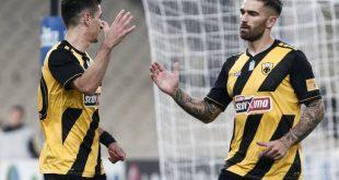 AEK - Αστέρας Τρίπολης: Νίκη με άγχος για την Ένωση