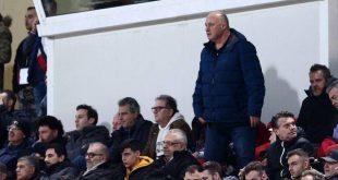 Βόλος-Ολυμπιακός 0-0: Ένταση με Μπέο και Καραπαπά στο Πανθεσσαλικό