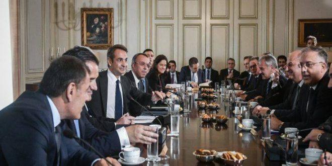 Οι 10 μεγάλες νομοθετικές αλλαγές που φέρνει η κυβέρνηση αρχές του 2020