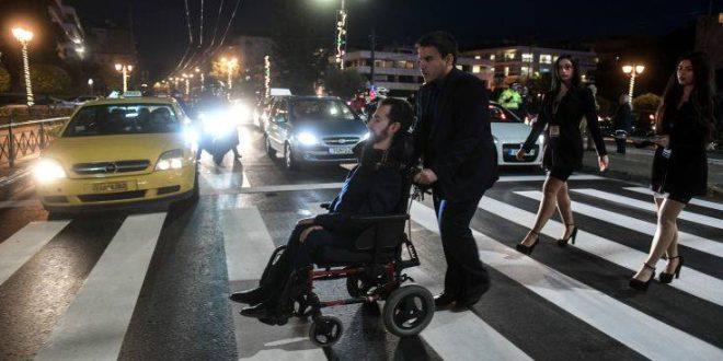 Παραδόθηκε στο κοινό η πρώτη «έξυπνη» διάβαση πεζών στην Αθήνα