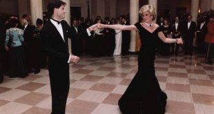 Το «φόρεμα Τραβόλτα» της πριγκίπισσας Νταϊάνας πουλήθηκε 252.000 ευρώ