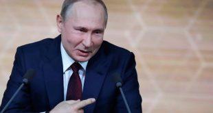 Πούτιν για Λιβύη: Η παύση των εχθροπραξιών η καλύτερη λύση