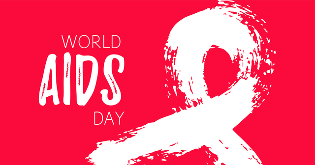 bigstock Banner Template For World Aids 335185366