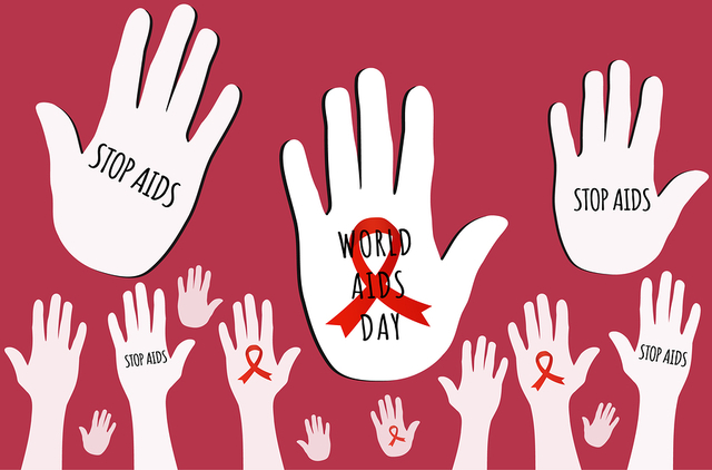 bigstock World Aids Day Concept Aids A 334873048