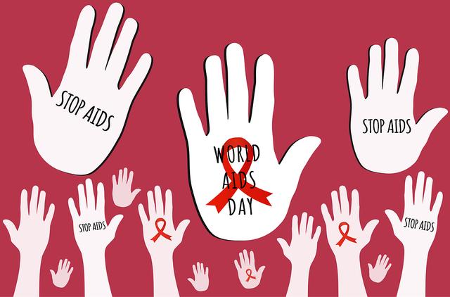 bigstock World Aids Day Concept Aids A 334873048