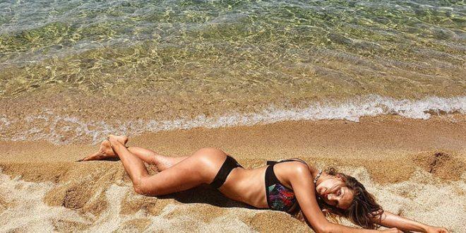 Η Ελληνίδα που σε κάνει να αναπολείς το καλοκαίρι
