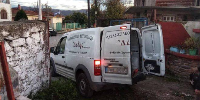Σέρρες: Μετέφεραν τραυματία ποδοσφαιριστή στο νοσοκομείο με βανάκι ψησταριάς