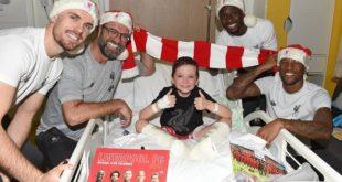 Συγκινητική έκπληξη του Κλοπ και των παικτών της Λίβερπουλ σε άρρωστα παιδάκια