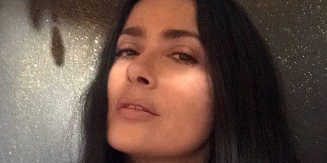 Πώς η Σάλμα Χάγιεκ «έριξε» το Instagram την Black Friday