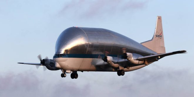Αυτό είναι το πιο ιδιαίτερο αεροπλάνο του κόσμου και να τι κάνει