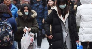 Παρατείνεται οι διακοπές στην Κίνα για να ελεγχθεί καλύτερα η εξάπλωση του νέου κοροναϊού