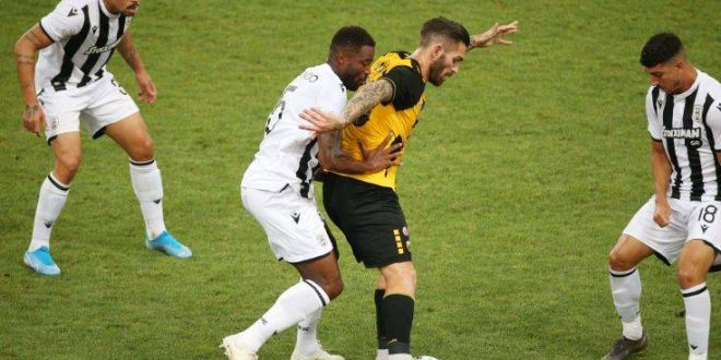 Super League 1: Μάχη «δικεφάλων» στην κατάμεστη Τούμπα
