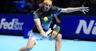 ATP Cup: Ήττα για Ελλάδα και Τσιτσιπά