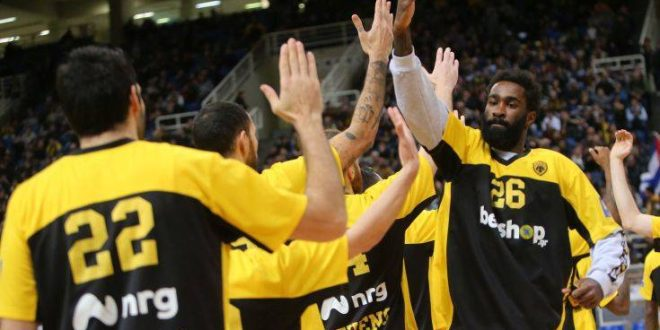 Basketball Champions League: Συνέχεια στη 10η αγωνιστική με ΑΕΚ και Περιστέρι