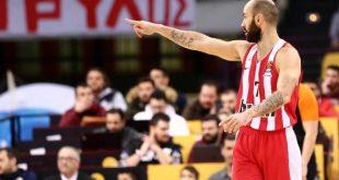 Βασίλης Σπανούλης: Έγραψε ιστορία και έγινε ο πρώτος σκόρερ στην ιστορία της Euroleague