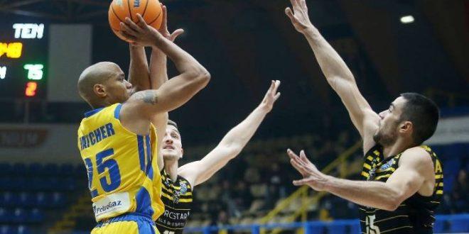 Basketball Champions League: Βαριά ήττα για το Περιστέρι από την Τενερίφη