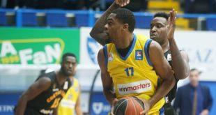 Basketball Champions League: Ήττα και μπαίνει σε περιπέτειες το Περιστέρι