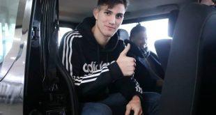 Στην Αθήνα ο 17χρονος Σλοβένος Ζίγκα Λάτσι για την ΑΕΚ