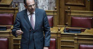 Γεραπετρίτης: Αν το ΣτΕ δικαιώσει τους συνταξιούχους για τα αναδρομικά, έχουμε εναλλακτικό σχέδιο
