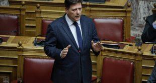 Βαρβιτσιώτης: Ο αντισημιτισμός στην Ελλάδα δεν γίνεται ανεκτός μόνο δια νόμου αλλά και στην πράξη