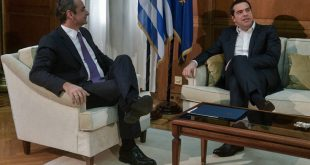 Τσίπρας μετά τη συνάντηση με Μητσοτάκη: Είμαι προβληματισμένος από τις εξελίξεις