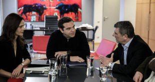 Τσίπρας: Δεν θα έρθει η ανάπτυξη μέσα από τη συμπίεση των εργασιακών σχέσεων