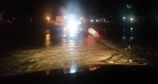 Ρόδος: Αυτοκίνητο παρασύρθηκε από ποτάμι