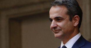 Μητσοτάκης στο Politico: Λάθος η μη πρόσκληση της Ελλάδας στη διάσκεψη του Βερολίνου
