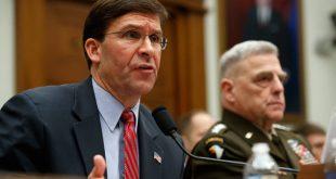 Η Ουάσινγκτον διαψεύδει αποχώρηση του αμερικανικού στρατού από το Ιράκ