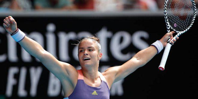 Τεράστια πρόκριση για την Μαρία Σάκκαρη, για πρώτη φορά στον 4ο γύρο του Australian Open