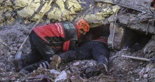 Σεισμός στην Τουρκία: Στους 35 ανέβηκαν οι νεκροί – Πάνω από 1.600 οι τραυματίες