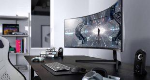 Η οθόνη υπολογιστή που αλλάζει όλα τα δεδομένα