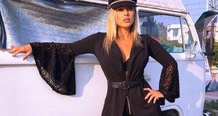 Η Ιρένε Τροστ απολύθηκε από νυχτερινό μαγαζί γιατί δεν έκανε κονσομανσιόν