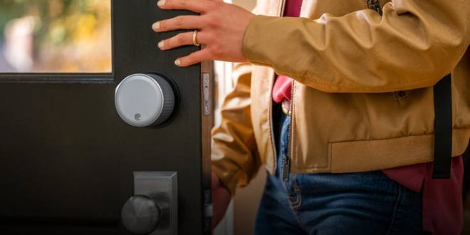 Η έξυπνη κλειδαριά με το ενσωματωμένο Wi-Fi