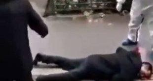 Δραματικές εικόνες από τον κοροναϊό: Οι άρρωστοι καταρρέουν στον δρόμο
