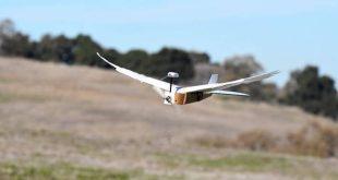 Το πιο πρωτότυπο drone του κόσμου έχει πραγματικά… φτερά