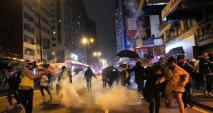 Χονγκ Κονγκ: Η Διεθνής Αμνηστία καταγγέλλει αστυνομική βία στις διαδηλώσεις της Πρωτοχρονιάς
