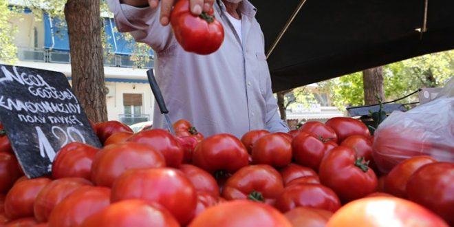 Κουπόνια αξίας 2 εκατ. ευρώ και δωρεάν προϊόντα στις λαϊκές για τις ευαίσθητες κοινωνικά ομάδες