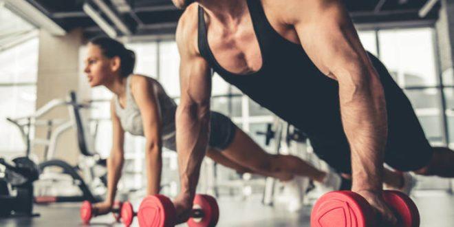 Η πρωτεΐνη που μπορεί να μας δώσει όλα τα οφέλη της… γυμναστικής