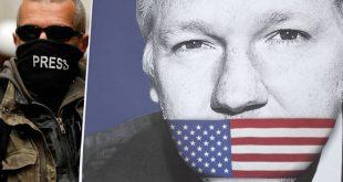 Οργή του δικηγόρου του Τζούλιαν Ασάνζ κατά των ΗΠΑ