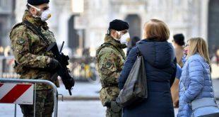 Κορονοϊός: Πανικός και τρόμος στην Ιταλία με άδεια ράφια και πάνοπλους αστυνομικούς